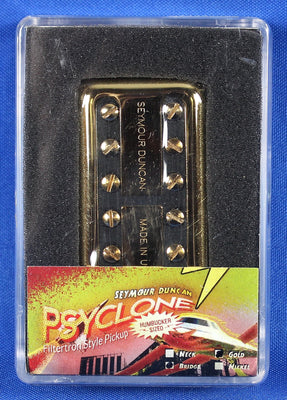 Seymour Duncan Psyclone HB Humbucker Gold Electric Guitar Bridge Pickup