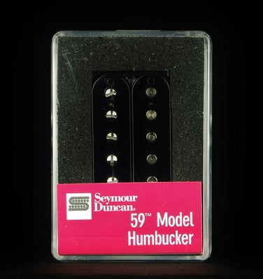 Seymour Duncan SH-1b 59 Model 4-Conductor Bridge Humbucking Pickup -  Black