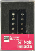 Seymour Duncan SH-1n 59 Model Neck Humbucking Pickup -  Black