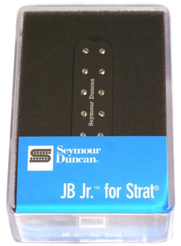 Seymour Duncan JB Jr. for Strat Black Stratocaster Guitar Neck Pickup SJBJ-1N