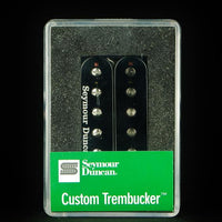 Seymour Duncan TB-5 Custom Trembucker Humbucking Pickup -  Black