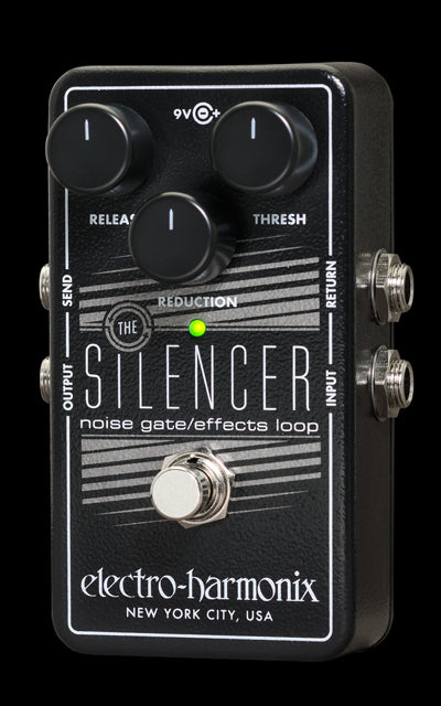 Electro Harmonix EHX Silencer Noise Suppressor Pedal