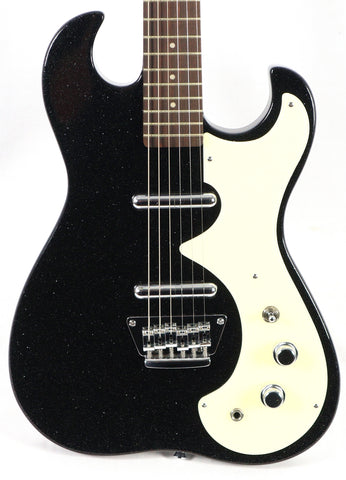 Silvertone Classic 1449-BSB Black Silver Burst Electric Guitar