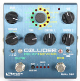 Source Audio Collider Stereo Delay and Reverb Pedal Effect Effects Pedal