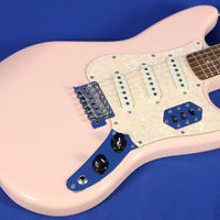 Squier Paranormal Cyclone Shell Pink Electric Guitar