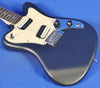 Fender Squier Paranormal Super-Sonic Graphite Metallic Electric Guitar