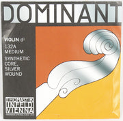 Dominant 132A 4/4 Violin D1 Silver Wound String Thomastik Strings Orchestral