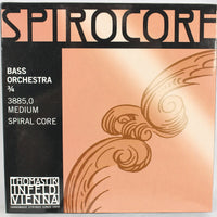 Thomastik-Infeld Spirocore 3885 3/4 Upright Bass String Set Orchestral Strings