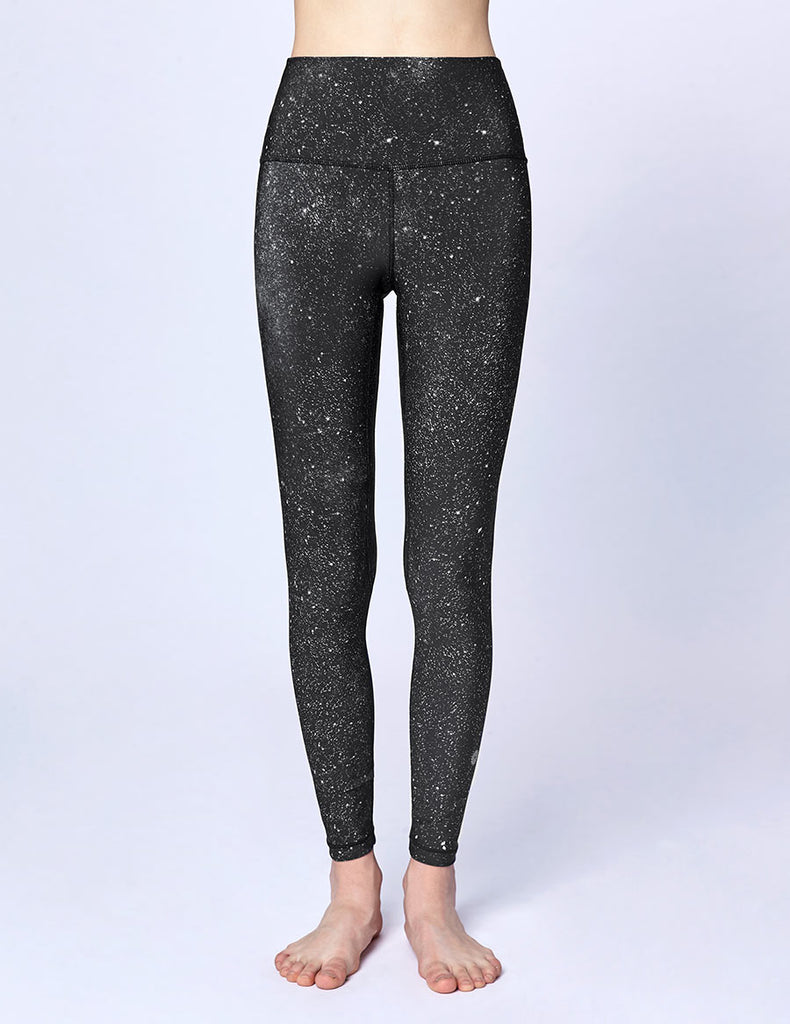 easyoga LA-VEDA Chummy Core Tight - F75 Galaxy Night