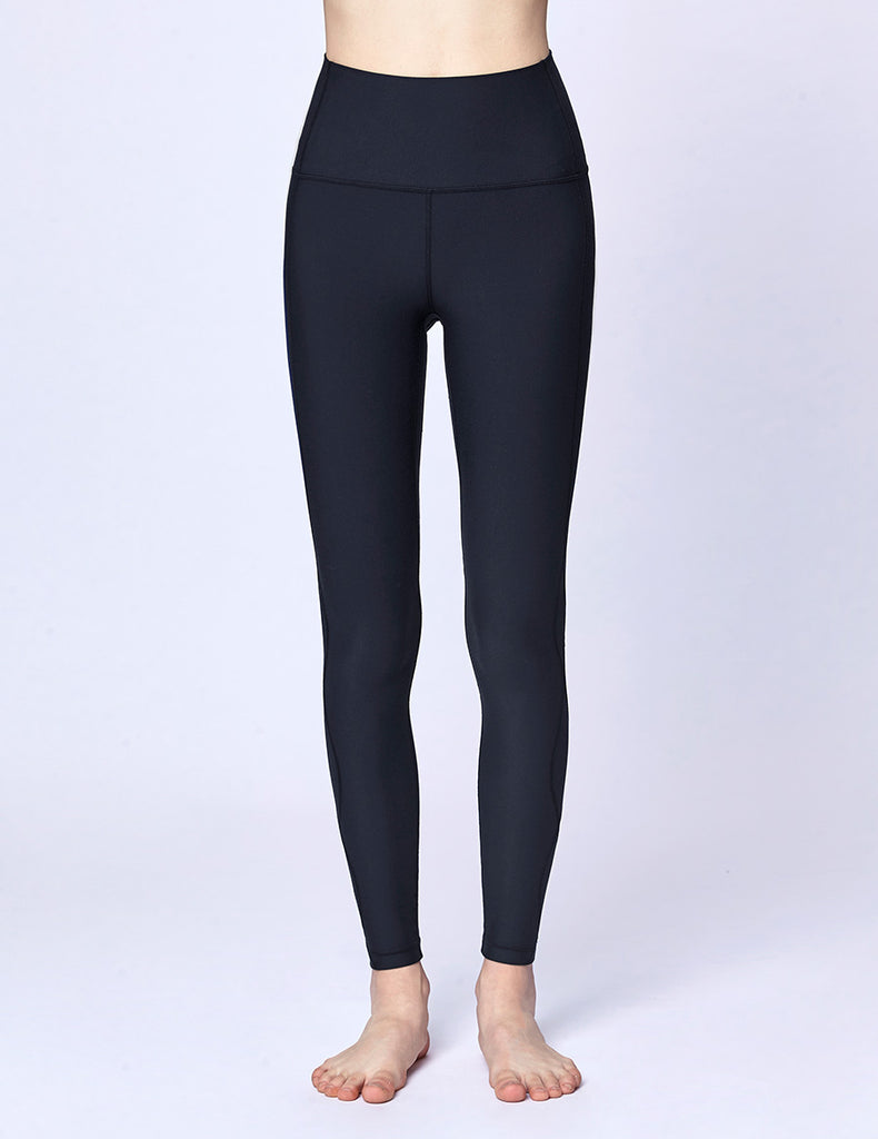 easyoga LA-VEDA Ethereal Wavy Core  Tight - B04 Navy