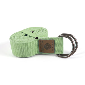 easyoga Premium Carry-go Yoga Strap 302 - G20 Apple Green