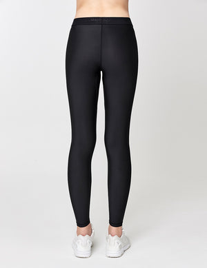 easyoga Lespiro Anti-UV Free Tights - L1 Black