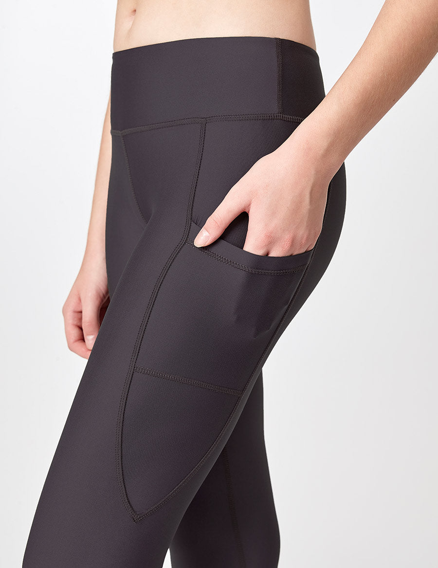easyoga Lespiro Move On Tights - A04 Shale Gray