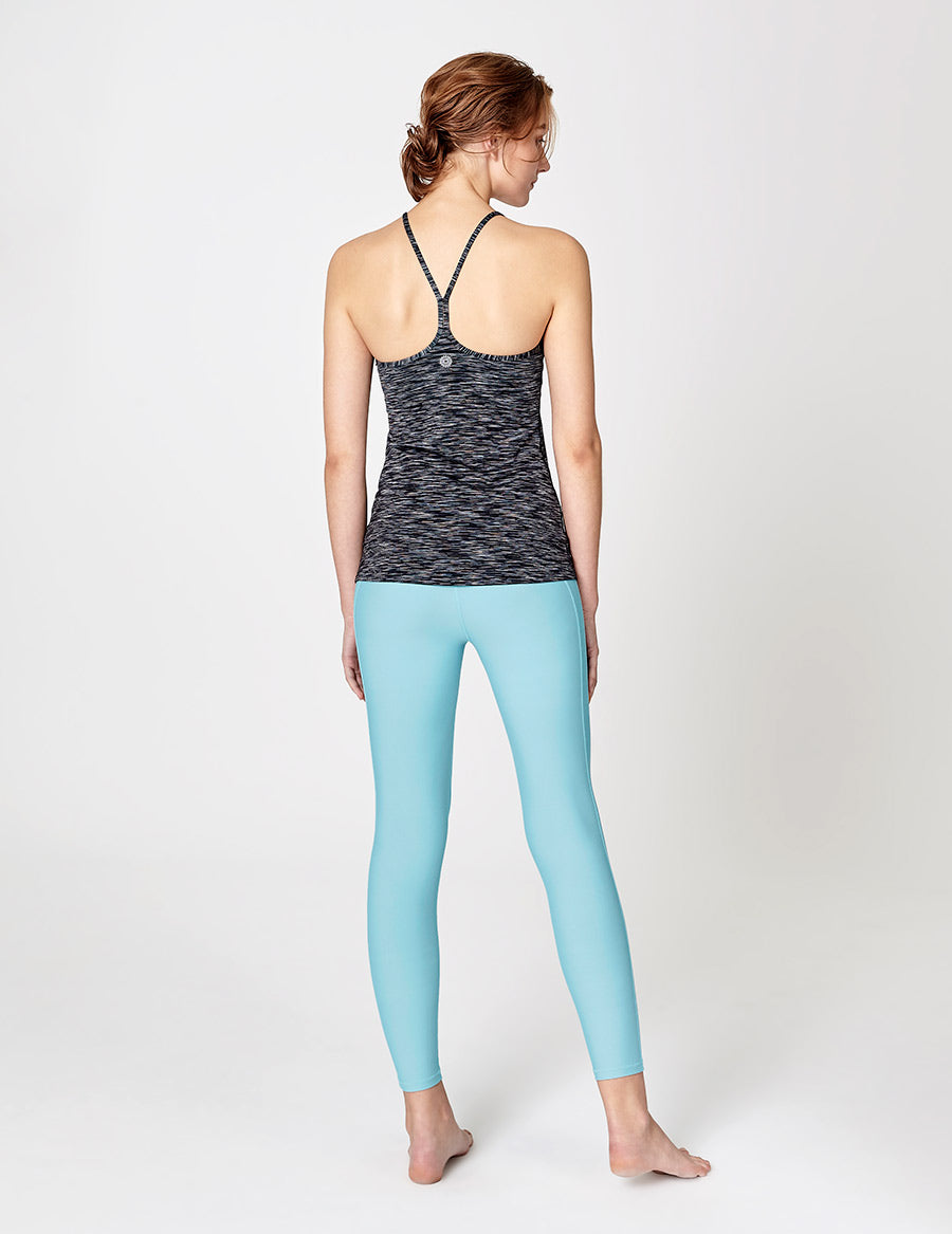 easyoga LA-VEDA Freedom Tank11 - D59 Layer Gray Stripe