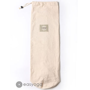 easyoga High Quality Yoga Canvas Tote - E1 Beige