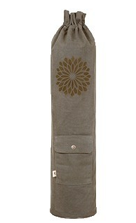 easyoga Chakra Canvas Bag 103 - C9 Light Brown