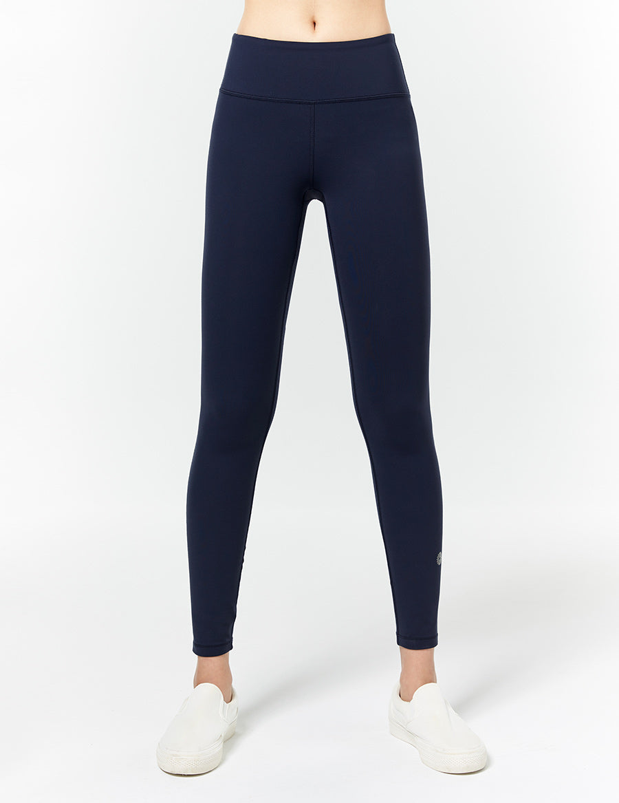 easyoga LA-VEDA Conflux Tights3 - B04 Navy