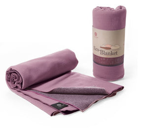 easyoga Eco-Care Blanket - P1 Grapes