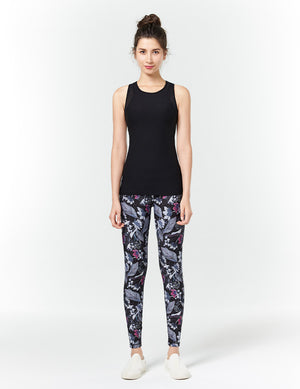 easyoga LA-VEDA By Your Side Tank - L1 Black
