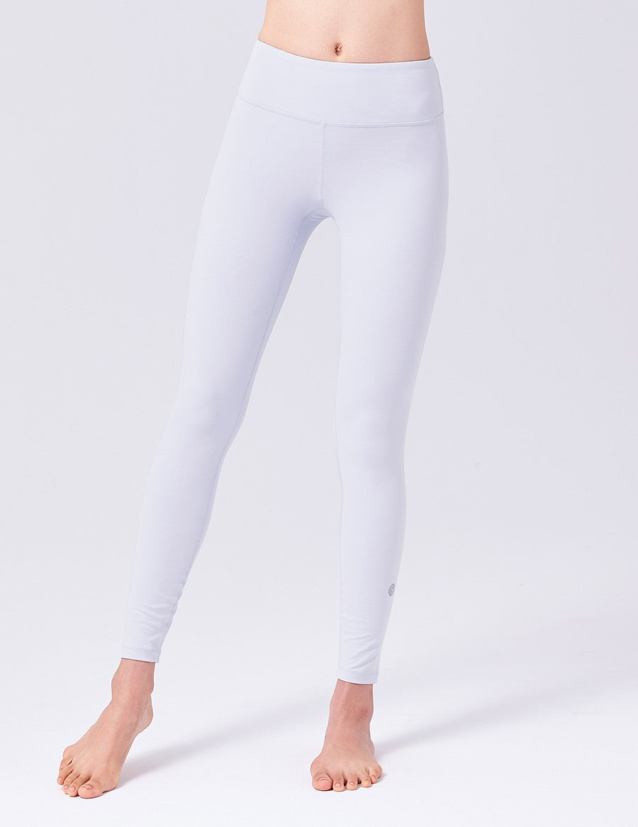 easyoga LA-VEDA Twiggy Core Pants - A5 Light Gray