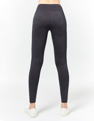 easyoga LA-VEDA Twiggy Core Tights3 - M23 M-Dark Gray