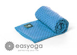 easyoga Titanium Yoga Mat Towel Plus 006 - B2 Blue