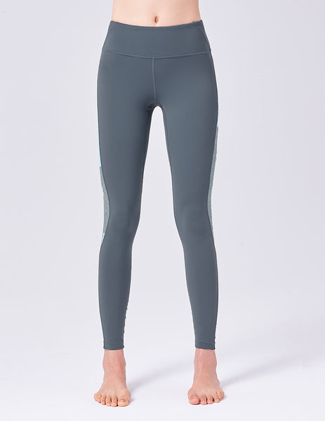 easyoga LA-VEDA Eternity Core Tight - A12 Deep Gull Gray