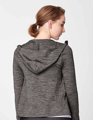 easyoga Lespiro Move Up Jacket - M23 M-Dark Gray