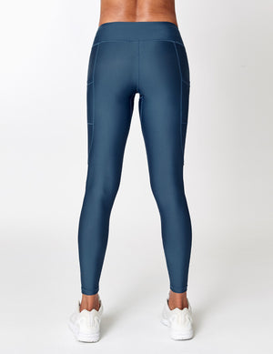 easyoga Lespiro Move On Tights - B07 Indigo