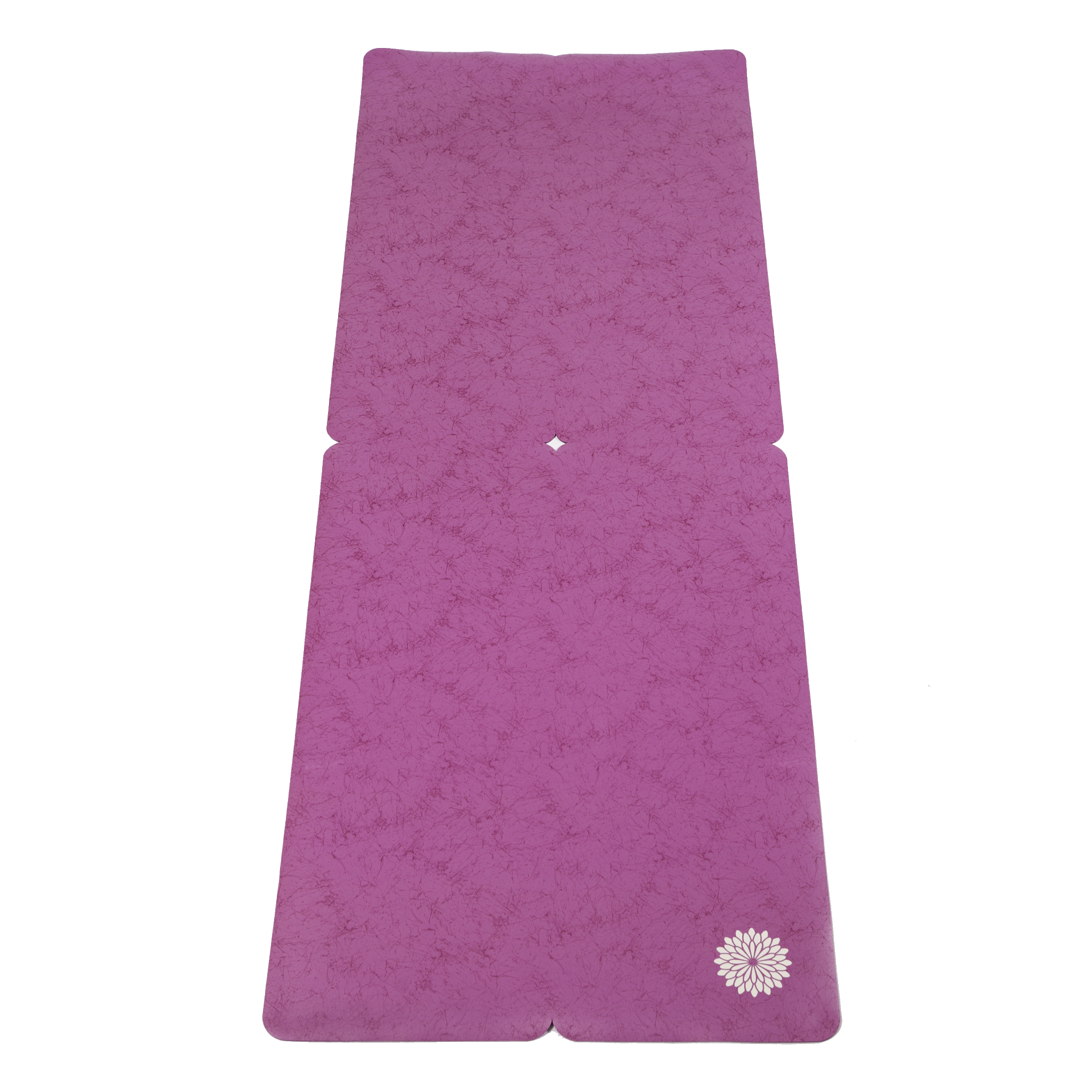 easyoga Breathin' Aurora Pro Mat - P5 Purple Red