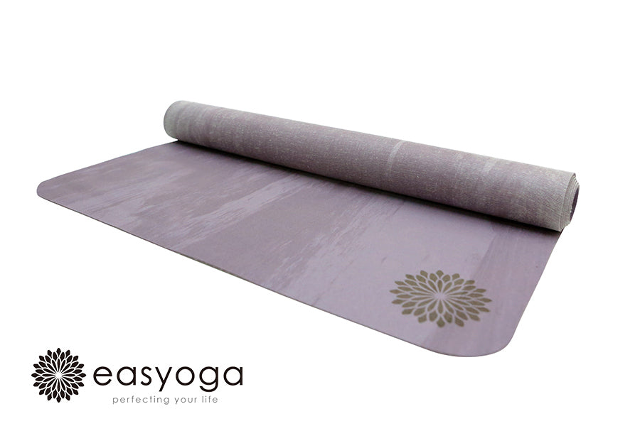 easyoga Premium Rubber EZ Travel - P2 Dark Purple