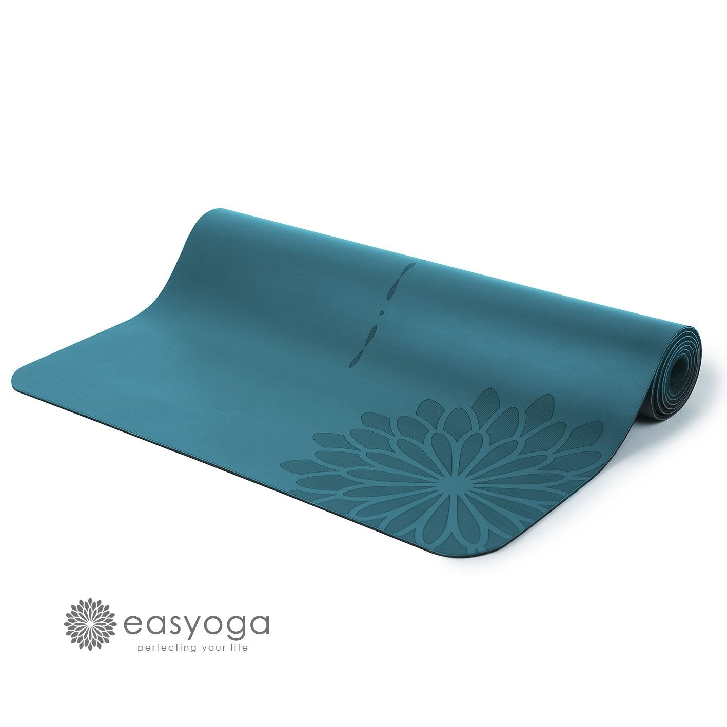 easyoga Breathin' Space Pro Mat - B2 Blue