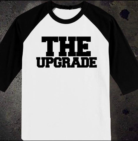 The Upgrade Raglan