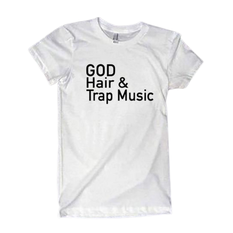 God Hair & Trap Music