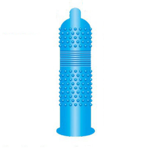 3D Dotted Condom (Hot)