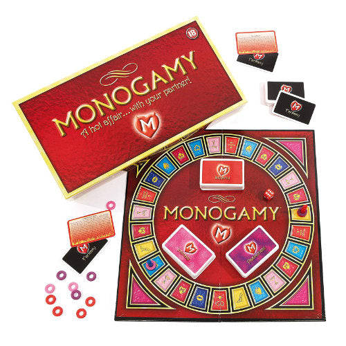 Creative Conceptions Monogamy Adult Couples Board Game