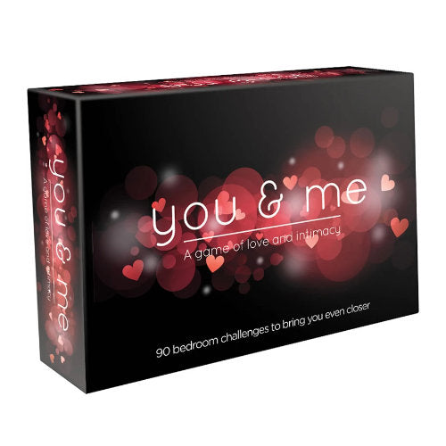 Creative Conceptions You and Me Couples Card Game