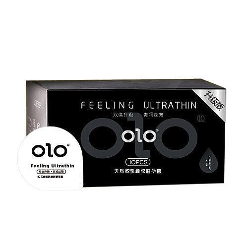 OLO 001 Feeling Ultra Thin Condom