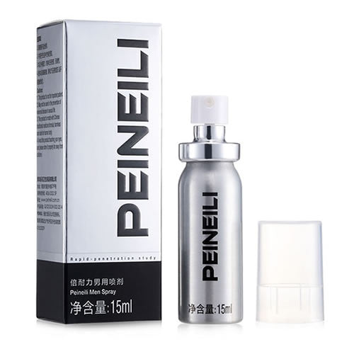 peineili delay spray