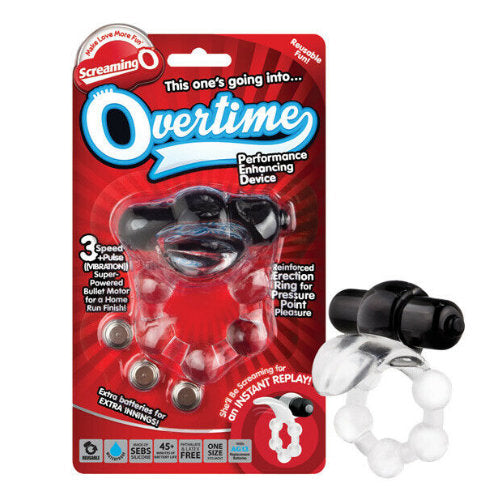 Screaming O - Overtime