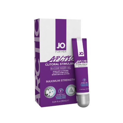 System JO Arctic Clitoral Gel
