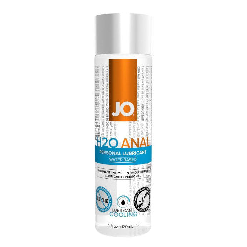 System JO H2O Anal Cooling Lubricant (120 ml)