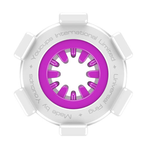 youcups universal ring purple