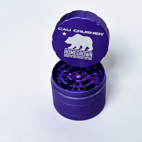 Cali Crusher Homegrown 4 Piece- Purple