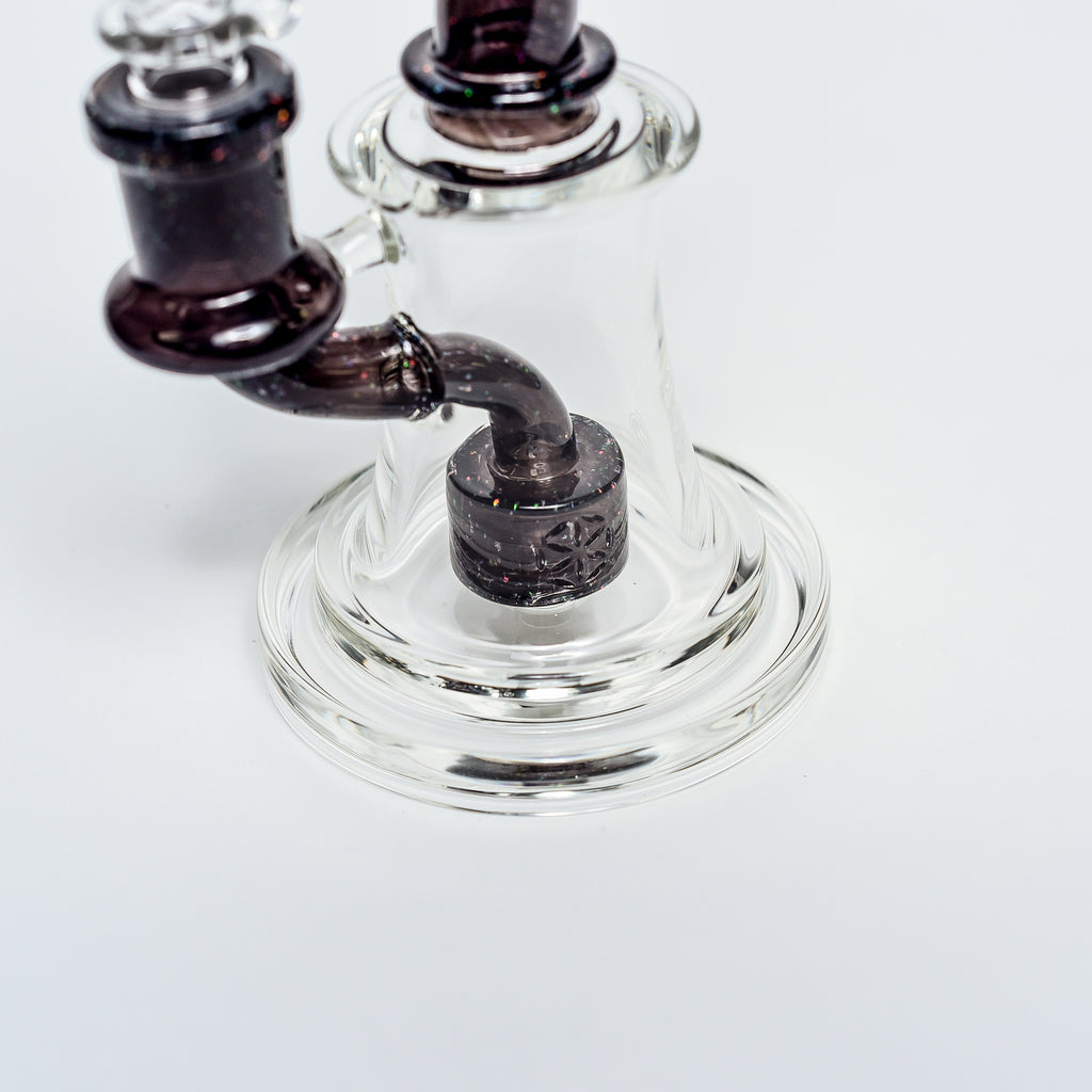 Fatboy Mini Tube w/ Color Sections + Laser Etched Perc
