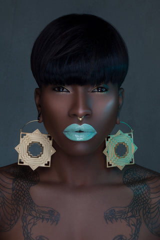 Tether Jewelry Noachis Terra Body Jewelry Campaign