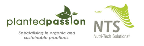 Planted Passion | Nurti-Tech Solutions | Distributor Organic Agricultural Product
