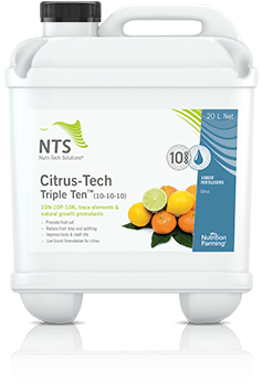 Citrus-Tech Triple Ten