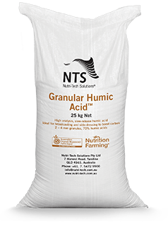 NTS Granular Humic Acid