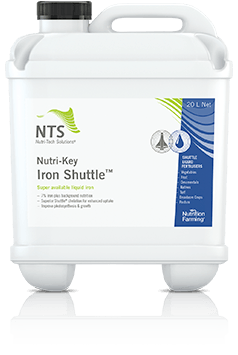 Nutri-Key Iron Shuttle